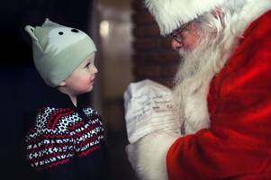 Santa's Grottos are hiring in Kent and here's how you can be an elf and earn money this Christmas