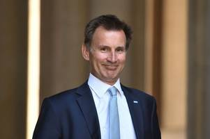 jeremy hunt refuses to apologise after making false commons claim over increase in mental health staff