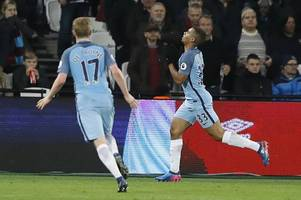 How Aguero's Absence Presents a Perfect Opportunity to Gabriel Jesus
