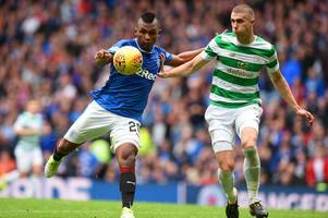 rangers will beat celtic this season says ibrox striker alfredo morelos