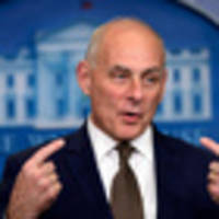 White House Chief of Staff not quitting or being fired for now