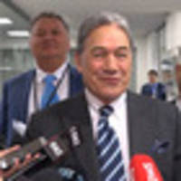 Peters: Coalition deal Saturday at earliest, refuses to reveal NZ First board