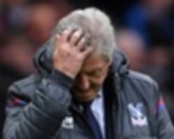 De Boer slams 'ridiculous' Crystal Palace for returning to 'kick and rush' with Hodgson
