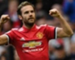 'No game like this' - Mata in confident mood ahead of Man Utd's trip to Liverpool