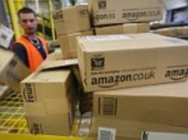 New Amazon warehouse in Bolton will deliver 1,200 jobs