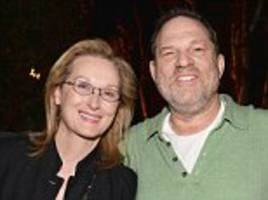 Meryl Streep was 'off grid' when Weinstein scandal broke