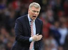 david moyes insists first choice would be club management