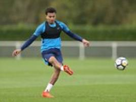 Dele Alli gets Pepsi deal to follow Beckham and Messi