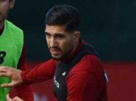 Liverpool's Emre Can issues rallying cry ahead of Man Utd
