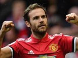 Manchester United star Juan Mata on Liverpool and more
