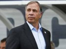 USA head coach Bruce Arena quits after World Cup failure