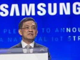 Samsung CEO Kwon Oh-Hyun makes 'nonsensical' resignation