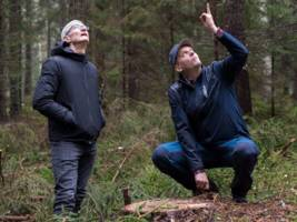 Tim Cook took a stroll in 'breathtaking' Swedish forests with a company that makes Apple's packaging (AAPL)