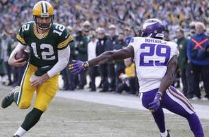 Preview: Rodgers, Packers a major test for Vikings' defense