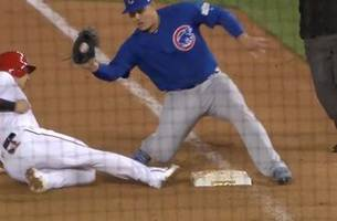 Replay dooms Nationals in NLDS as José Lobatón gets called out upon further review