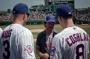 Joe Buck and Eddie Vedder talk Pearl Jam's epic Wrigley Field concert documentary, 'Let's Play Two,' Friday on FS1