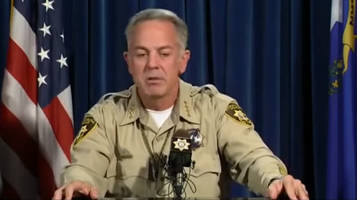 fbi 'hand-in-hand' with vegas pd, begin damage control: there is no conspiracy... nobody is attempt to hide anything