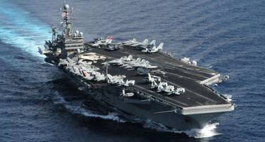 Trump Sends Second Aircraft Carrier To Korean Peninsula With 7,500 Marines Aboard