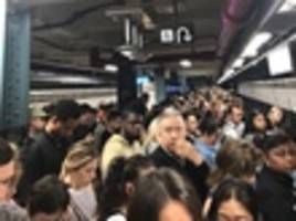 Report: Increasingly Delayed Subway System Is Costing NYC More Than Just Its Sanity