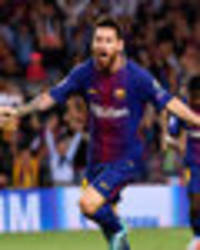 Barcelona star Lionel Messi seriously considering fresh start at Manchester City