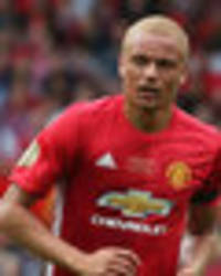 Liverpool v Man Utd: Wes Brown reveals favourite Anfield memory was being sent off