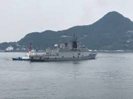 Indian Naval Ships Satpura, Kadmatt to participate in Passage Exercise  with Japanese Marine