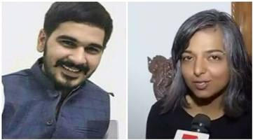 chandigarh stalking case: haryana bjp chief's son charged with abduction
