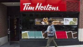Tim Hortons unveils with Buffalo sauce latte