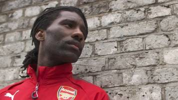 Premier League predictions: Wretch 32 on his love for Arsenal and Ian Wright
