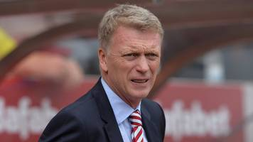i don't think anyone turns down their national team - moyes