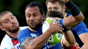 Leinster welcome Nacewa back to face Montpellier