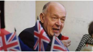 Sir Teddy Taylor: Funeral held of Conservative MP