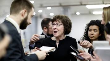 us sen. susan collins won't run for governor of maine a second time