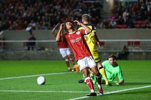 bristol city fail to unlock stubborn burton albion defence but extend their unbeaten run to 12 games