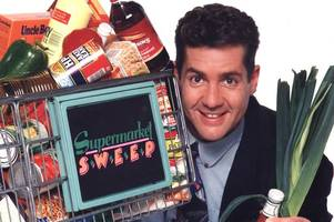 supermarket sweep is coming back after 10 years - but will dale winton return with it?