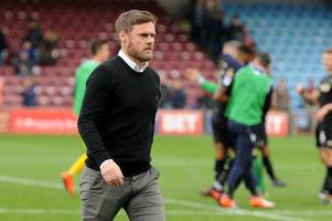 rotherham united vs scunthorpe united: graham alexander focusing on getting his side to play the right way