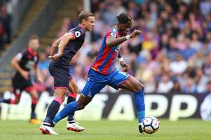 Wilfried Zaha hails the Eagles fans and is confident Crystal Palace will turn things around