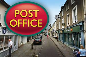 Date of Post Office move in Shepton Mallet announced