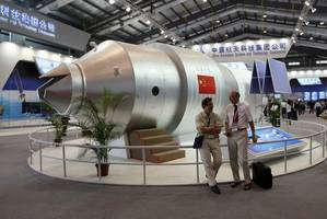 Chinese Space Station Will Fall To Earth In A Few Months