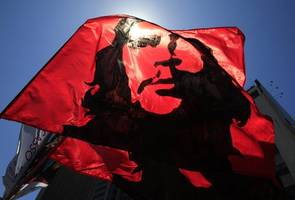 Irish Stamp Honoring Che Guevara Sells Out Despite Protests From Cuban-Americans