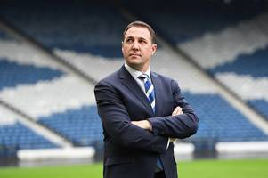 malky mackay takes charge of scotland for pittodrie friendly clash with holland