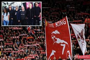 Scots band's Kenny Dalglish song will play at Anfield ahead of tribute to Reds legend