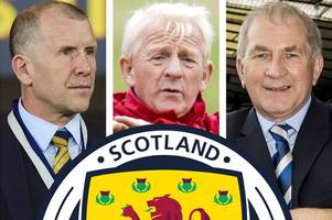 the sfa buffoons in blazers have bowed to the baying mob by getting rid of gordon strachan - jackson