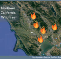 Baron & Budd Teams Up With Wildfire Lawyers Singleton Law Firm and Ed Diab To Represent Victims of Deadly California Wildfires