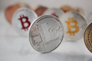 litecoin price on course to reach $60 very soon