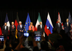 UK, France and Germany warn Congress against 'undermining' Iran deal