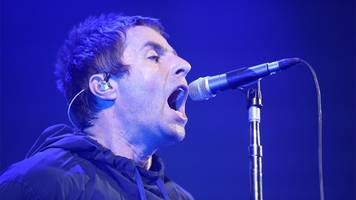 Liam Gallagher hits number one (on his own)