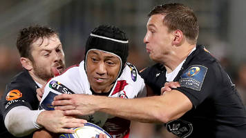 European Rugby Champions Cup: Ulster 19-9 Wasps
