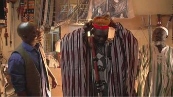 Burkina Faso: Swapping suits for the 'dan fani' look