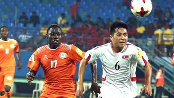 Fifa debutants Niger reach U-17 World Cup knock-out phase